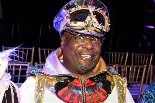 George Clinton celebrates his 80th birthday with Snoop Dogg and Kesha