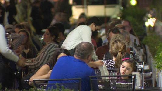 Outdoor dining to end in Boston's North End in coming days