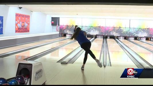 Olathe East girls bowling team is heading to state