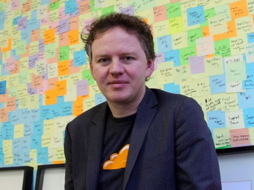 Cloudflare's China business hinges on a partnership that's threatened by the trade war. And it could all blow up in September, the same month Cloudflare wants to IPO