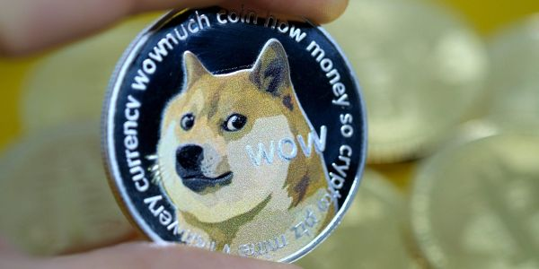 Dogecoin bucks the trend with another 30% rise as other cryptocurrencies tumble