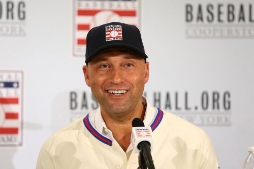 Derek Jeter's Hall of Fame induction won't have any restrictions
