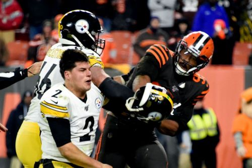 'Racial Slur' Is Now At The Center Of Infamous NFL Brawl