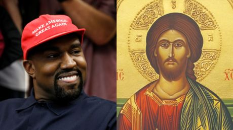 'That's enough Mr. West': Kanye confuses Twitter with stream of Eastern Orthodox icons