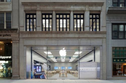 Apple temporarily closes its Philadelphia store in response to protests