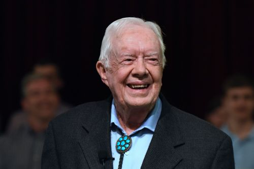 Jimmy Carter in hospital for procedure to relieve pressure on his brain
