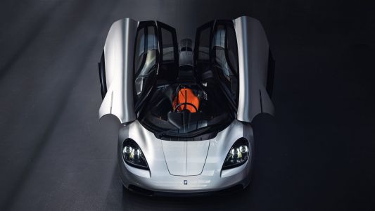 The man behind one of history's most iconic supercars just debuted its $3 million successor - check out the Gordon Murray T.50
