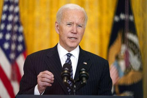 Here's when President Biden will deliver his first address to Congress