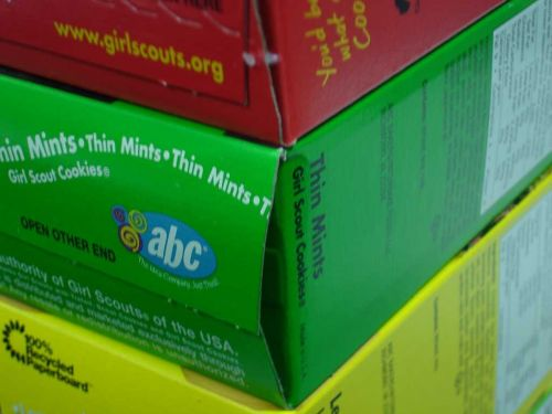 Police warn of 'highly addictive substance': Girl Scout cookies