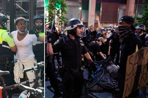 NYPD cops facing discipline over BLM protests nearly doubles; dozens off the hook