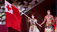 Tonga's Shirtless Flag Bearer Rocks Tokyo Olympics Opening Ceremony, With 1 Difference