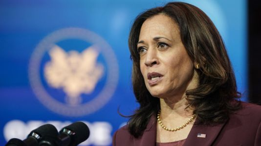 Harris Will Leave Senate Seat Monday, Set To Return As Tie-Breaking Vice President
