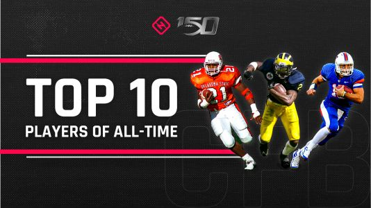 CFB 150: Top 10 college football players of all time