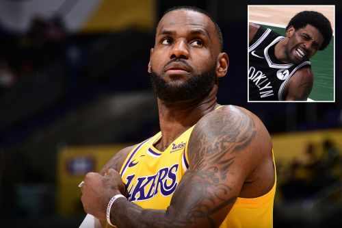 LeBron James distraught by concerning Kyrie Irving injury