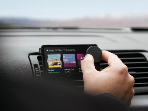 Spotify is letting more people buy its weird Car Thing in-car audio device