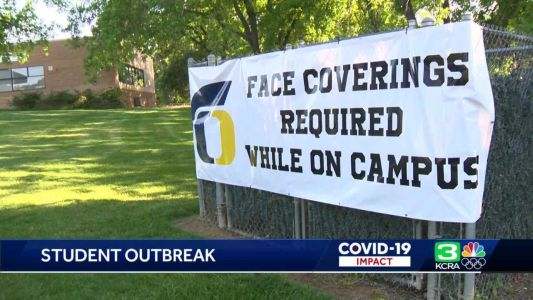 Hundreds of El Dorado Union High students quarantine after rise in COVID-19 cases