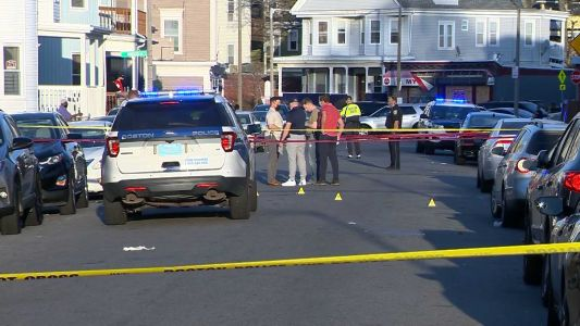 Grandmother shot, killed in Boston while sitting on front porch, officials say