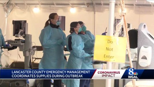 PPE requests go unfulfilled in Lancaster County