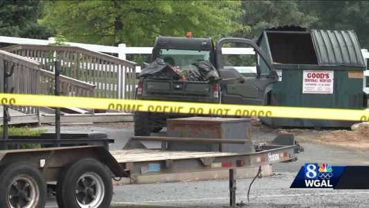 Coroner identifies remains found last week in Lancaster County