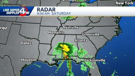 Timing of tropical system's Upstate arrival could salvage some of Father's Day
