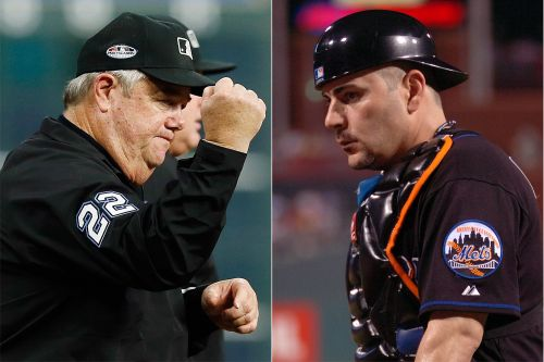 Umpire Joe West wins $500,000 defamation lawsuit against ex-Met Paul Lo Duca