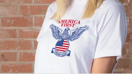 USA Today RIPPED for claiming Trump T-shirt features Nazi symbol, clarifies eagle is 'longtime US symbol too'