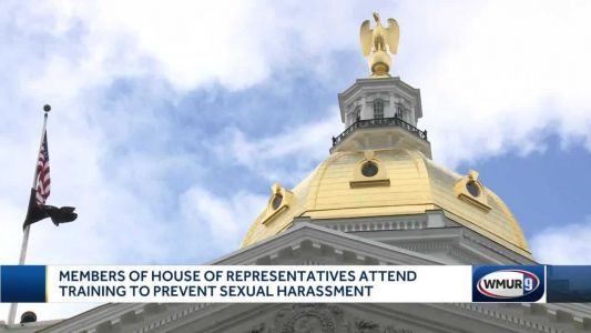 House lawmakers attend sexual harassment prevention training
