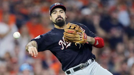 Anthony Rendon free agency rumors: Angels agree to huge deal with third baseman