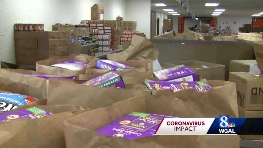 York County Food Bank opens second location to meet demand