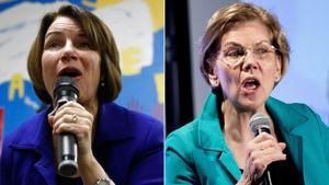 Double endorsement: NYT editorial board supports Klobuchar and Warren