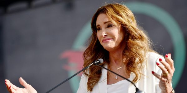 Caitlyn Jenner says she skipped the 2020 election to play golf and has never voted for Trump