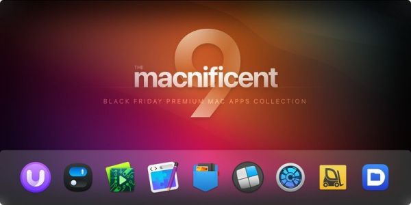 The Unclutter Macnificent 9 gets you 9 indy apps for a bargain $59