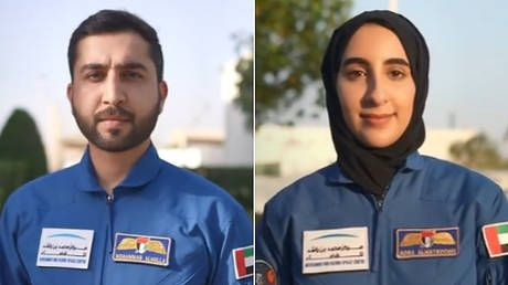 UAE introduces its first woman astronaut among fresh class of space-farers