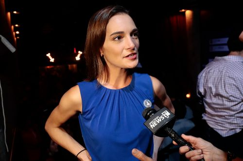 NY state Sen. Julia Salazar says male colleague told her she looked 'like a Bond girl'