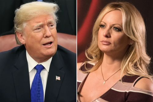 Stormy Daniels ordered to pay nearly $300,000 to cover Trump's legal fees