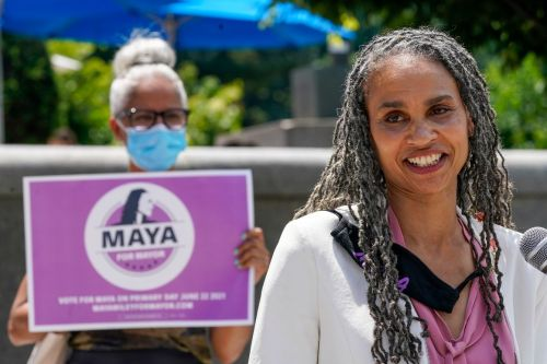 Maya Wiley says she should be mayor of New York. Former City Hall colleagues aren't so sure