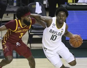 No. 2 Baylor returns with 77-72 win to stay undefeated