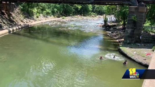 Howard County officials warn against swimming in rivers, streams, lakes, ponds