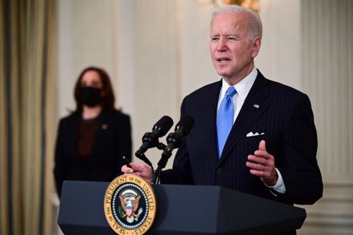 Biden: US will have enough COVID vaccines for every adult by the 'end of May'