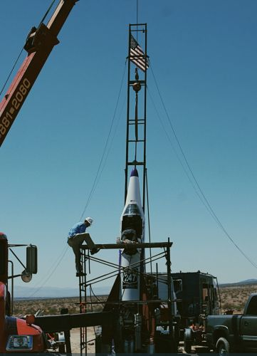 'Mad Mike' Hughes, daredevil who built a homemade steam rocket, dies in launch attempt
