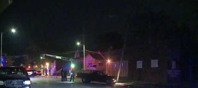 Police: Suspects crashed into car near 19th and Vinton, shot driver and ran away