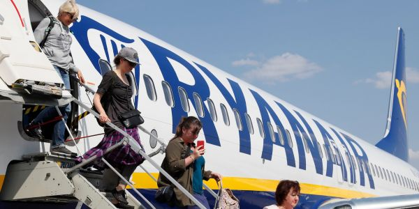 Ryanair offered a 'Geography for Dummies' book to British Airways after it accidentally flew a plane to Scotland instead of Germany