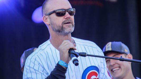 Cubs manager Ross ejected from game against Phillies
