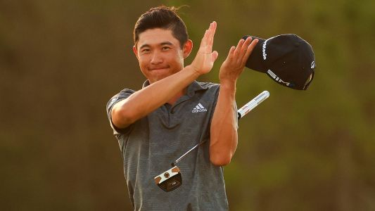 Collin Morikawa thanks Tiger Woods after history-making WGC win
