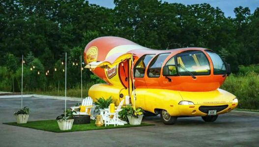 Oscar Mayer lists Wienermobile on Airbnb; very limited reservations available
