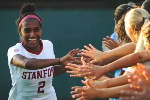 Stanford soccer captain Naomi Girma is a product of her Ethiopian roots