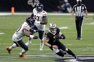 Saints scratch QB Hill, RB Murray vs. Buccaneers