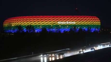 'Glowing in rainbow colors': Munich council wants arena in LBTQ colors for Germany-Hungary Euro 2020 clash in protest at new laws