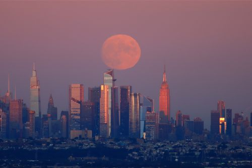 Your guide to what a full moon means spiritually and in astrology