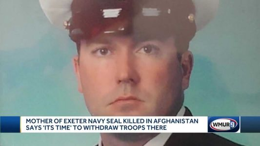 Mother of Navy SEAL killed in Afghanistan says she believes it's time to leave